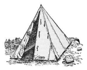 Miner's Tent