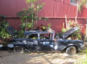 Buick Planter
