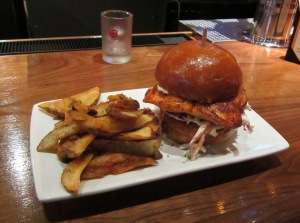 Steelhead and Kennebec Fries