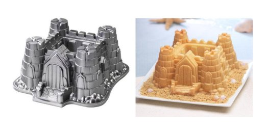 Castle Bundt Cakes