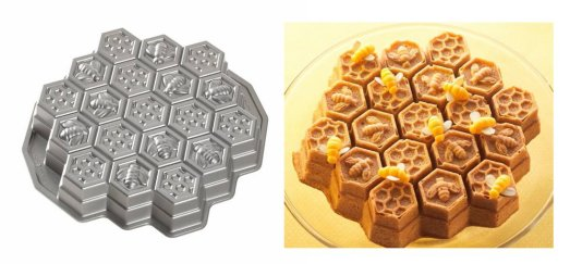 Honeycomb Cake Pan