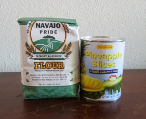Navajo Pride and Pineapple