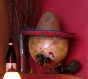 Et Cetera Sombrero Globe