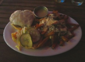 Abigails Burger and Fries