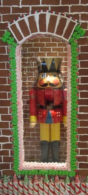 Gingerbread House Nutcracker