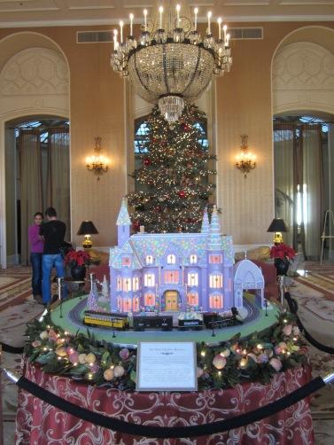 Hopkins Hotel Lobby