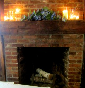 The ducks at the old mill the feng shui foodie for Feng shui fireplace in bedroom