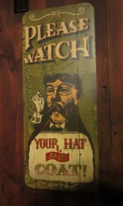 Please Watch Your Hat