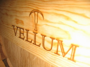 Vellum Barrel